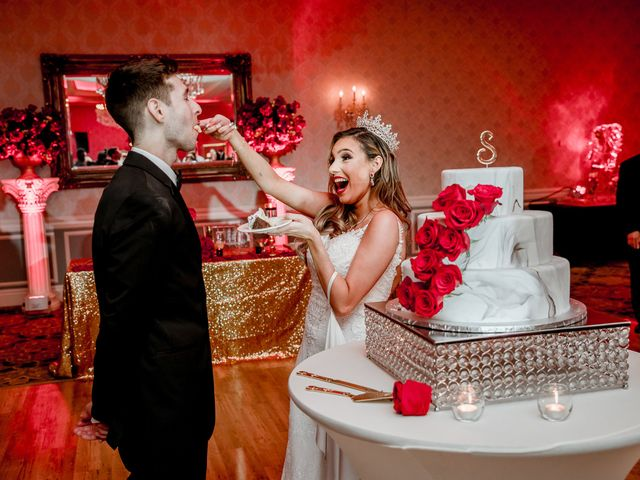 Luke and Julissa's Wedding in Freehold, New Jersey 9