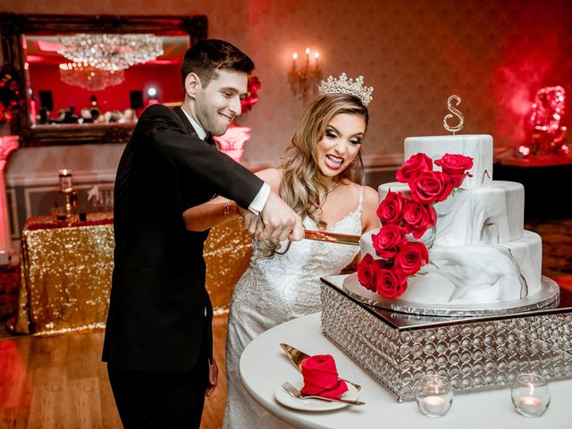 Luke and Julissa's Wedding in Freehold, New Jersey 10