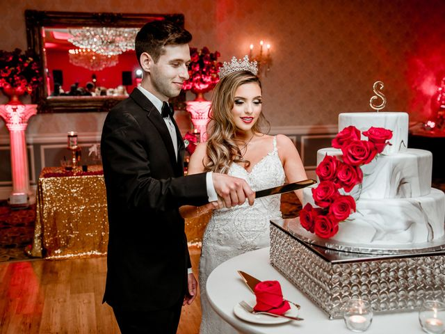 Luke and Julissa's Wedding in Freehold, New Jersey 11