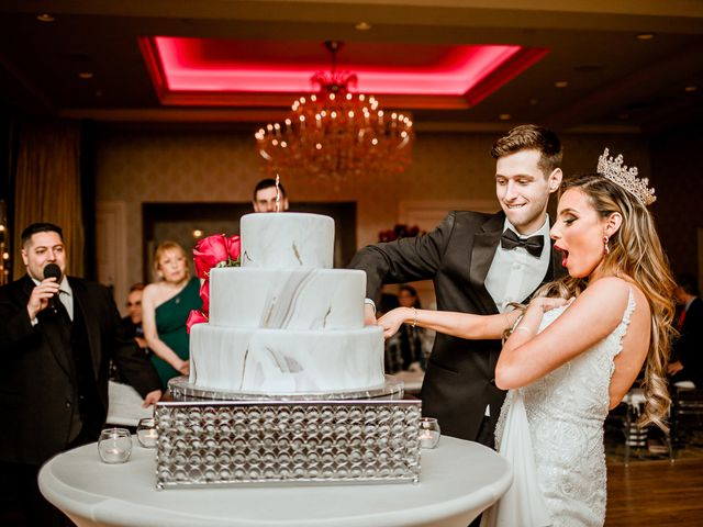 Luke and Julissa's Wedding in Freehold, New Jersey 12