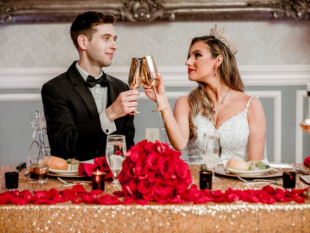 Luke and Julissa's Wedding in Freehold, New Jersey 1