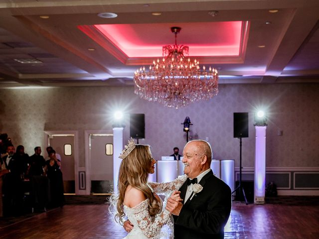 Luke and Julissa's Wedding in Freehold, New Jersey 15