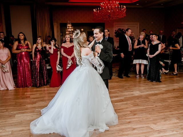 Luke and Julissa's Wedding in Freehold, New Jersey 16