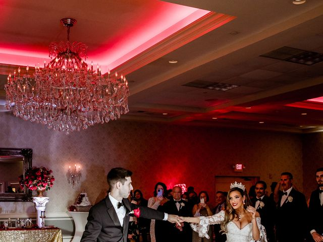 Luke and Julissa's Wedding in Freehold, New Jersey 18
