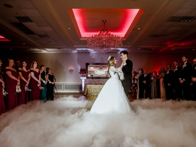 Luke and Julissa's Wedding in Freehold, New Jersey 19