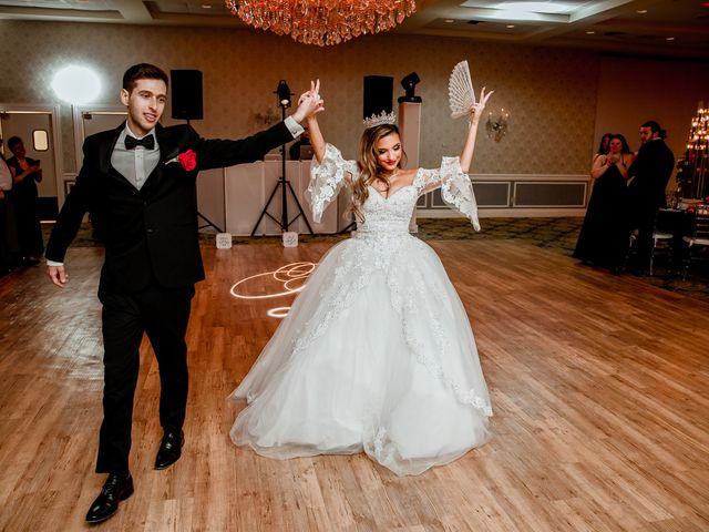 Luke and Julissa's Wedding in Freehold, New Jersey 21
