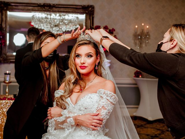 Luke and Julissa's Wedding in Freehold, New Jersey 22