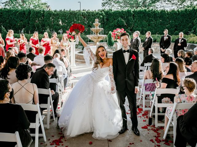 Luke and Julissa's Wedding in Freehold, New Jersey 25