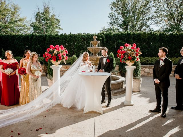 Luke and Julissa's Wedding in Freehold, New Jersey 32