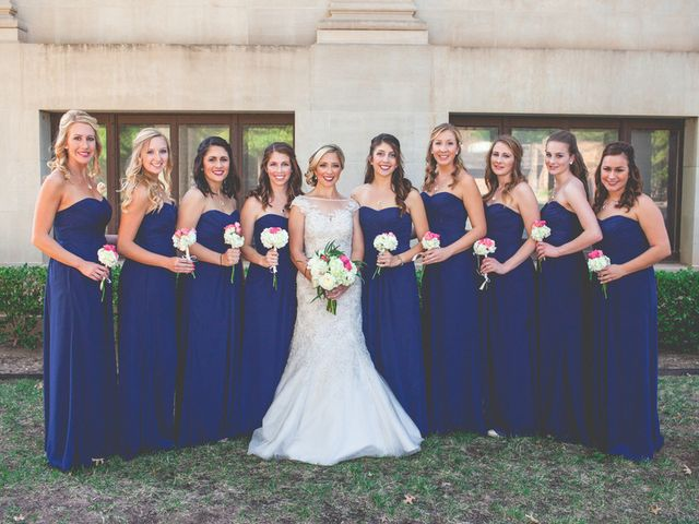 Danielle and Cameron's Wedding in Oklahoma City, Oklahoma 3