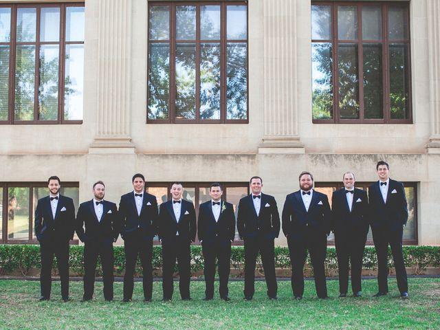 Danielle and Cameron's Wedding in Oklahoma City, Oklahoma 8