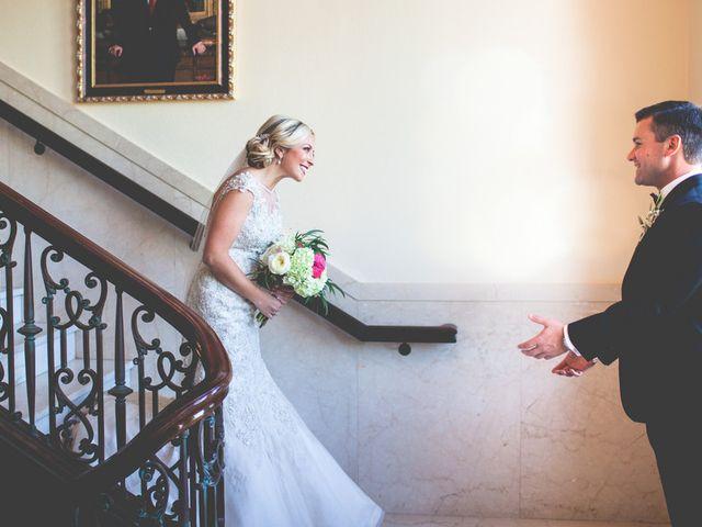 Danielle and Cameron's Wedding in Oklahoma City, Oklahoma 10