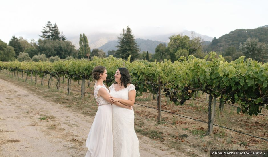 Meighan and Lauren's Wedding in Carmel by the Sea, California