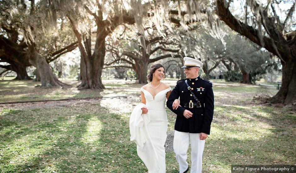 Matt and Daniella's Wedding in New Orleans, Louisiana