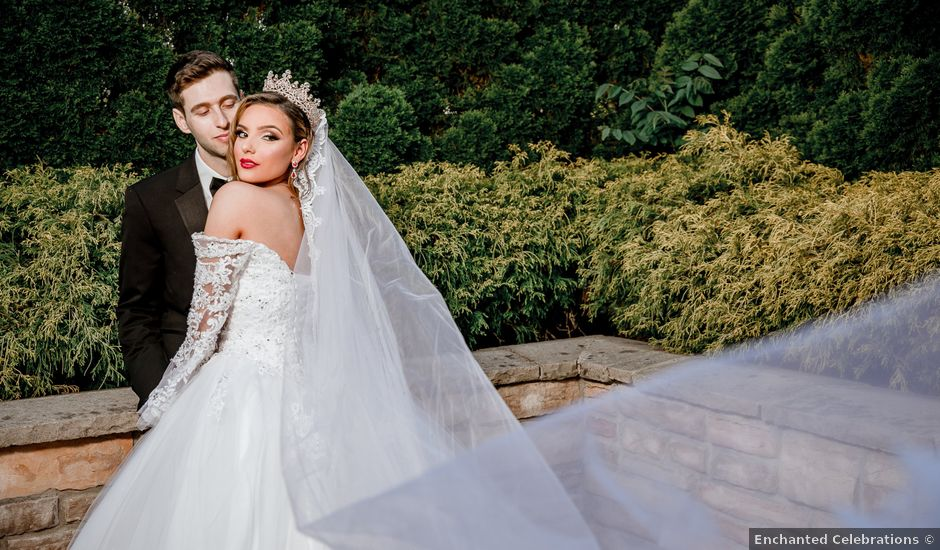 Luke and Julissa's Wedding in Freehold, New Jersey