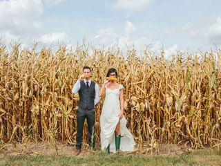 Ashley and Nick's Wedding in Circleville, Ohio 17