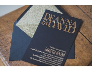 The wedding of David and Deanna 3