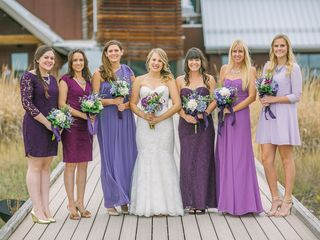 Lena and Kyle's Wedding in Park City, Utah 3