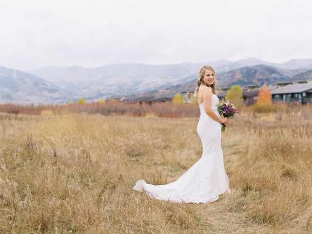 Lena and Kyle's Wedding in Park City, Utah 2