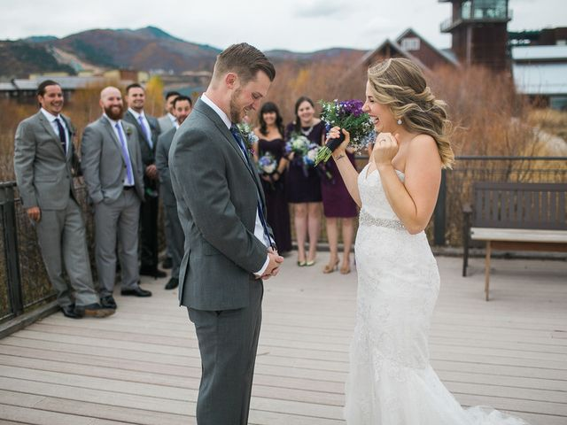 Lena and Kyle's Wedding in Park City, Utah 6