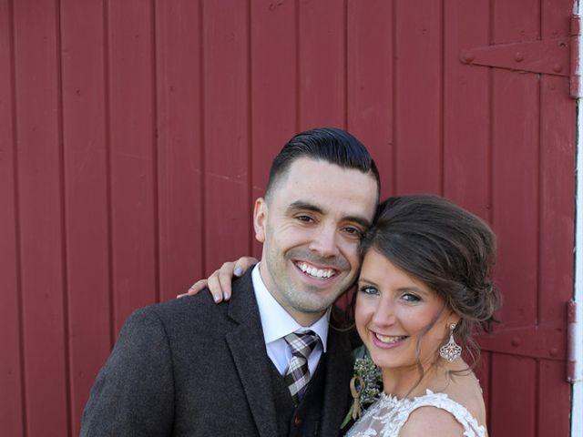 The wedding of Greg and Kendra