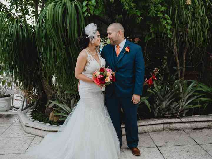 The wedding of Ariamna and Moriant