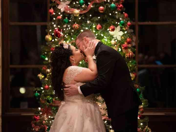 The wedding of Joshua and Mia