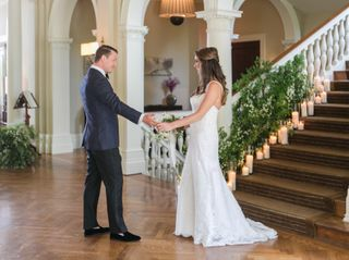 The wedding of Alix and Matt 2