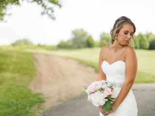 The wedding of Jacalyn and Larry 2