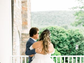 The wedding of Sandy and Tristan 3