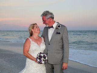 The wedding of Meg and Ken 3