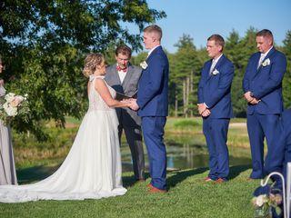 The wedding of Amanda and David 2