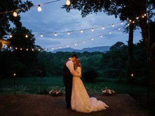 The wedding of Javonne and David