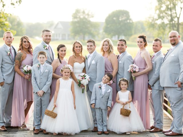 Larry and Jacalyn's Wedding in Vernon Hills, Illinois 3