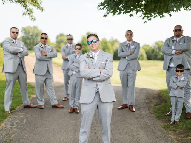 Larry and Jacalyn's Wedding in Vernon Hills, Illinois 27