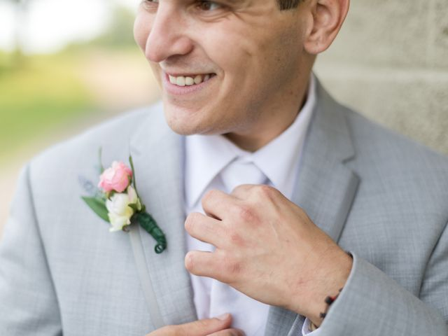 Larry and Jacalyn's Wedding in Vernon Hills, Illinois 28