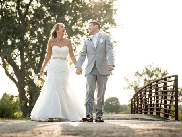 Larry and Jacalyn's Wedding in Vernon Hills, Illinois 42