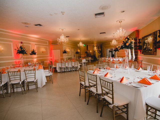 Moriant and Ariamna's Wedding in Miami, Florida 5