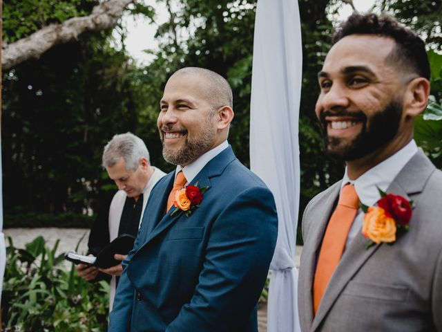 Moriant and Ariamna's Wedding in Miami, Florida 10