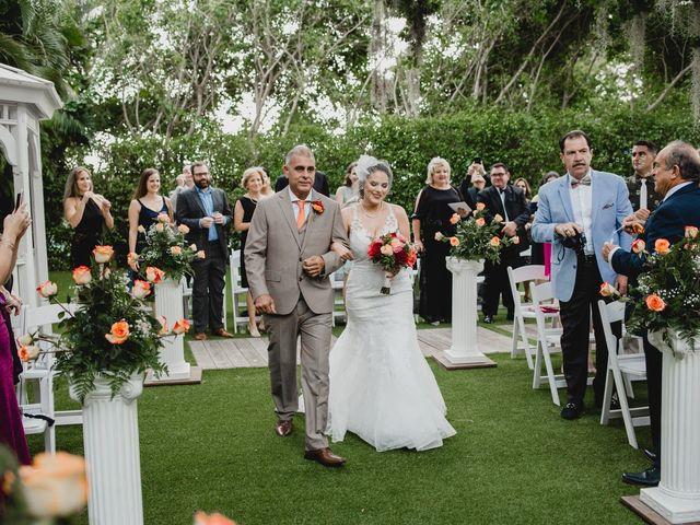 Moriant and Ariamna's Wedding in Miami, Florida 11