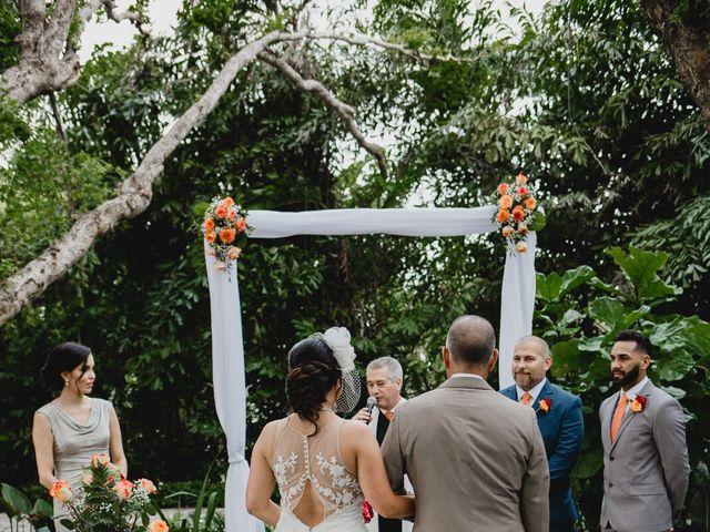Moriant and Ariamna's Wedding in Miami, Florida 12