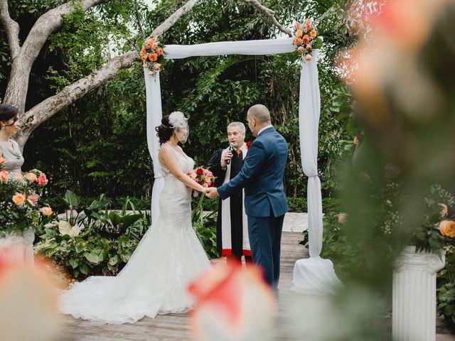 Moriant and Ariamna's Wedding in Miami, Florida 14