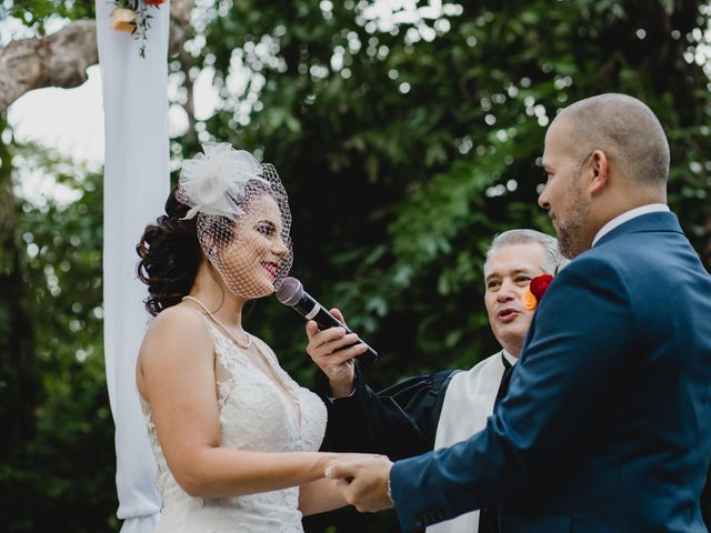 Moriant and Ariamna's Wedding in Miami, Florida 16