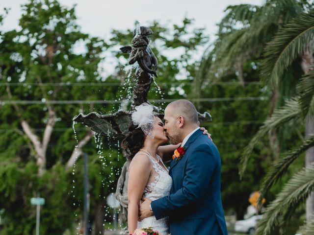 Moriant and Ariamna's Wedding in Miami, Florida 26