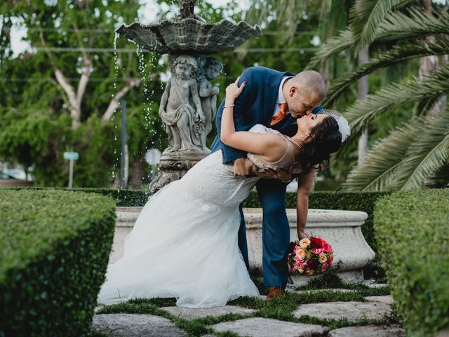 Moriant and Ariamna's Wedding in Miami, Florida 27