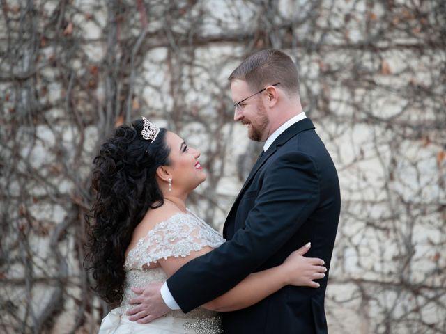 Mia and Joshua's Wedding in Fort Worth, Texas 1