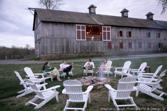 Nick and Lindsay's Wedding in Purcellville, District of Columbia 1