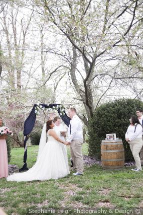 Nick and Lindsay's Wedding in Purcellville, District of Columbia 3