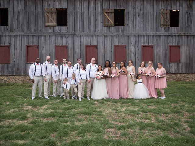 Nick and Lindsay's Wedding in Purcellville, District of Columbia 2