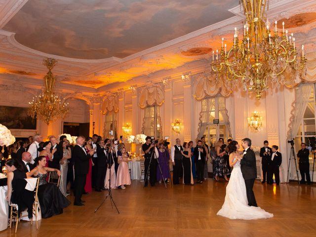 Jason and Aysa's Wedding in Newport, Rhode Island 6
